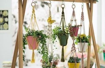 Un jardín en casa, un espacio de ensueño