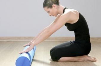 ¿Cómo Relajarte usando un Foam Roller?