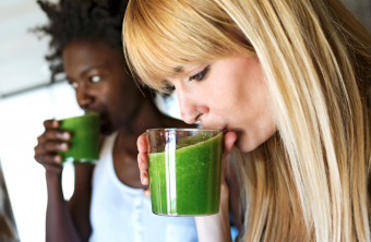 Verde Brillante, receta para lucir una piel radiante.