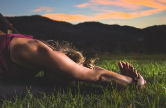 Estiramientos para eliminar el estrés muscular