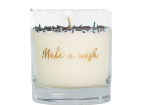 Vela Make a Wish granillo de Boreal