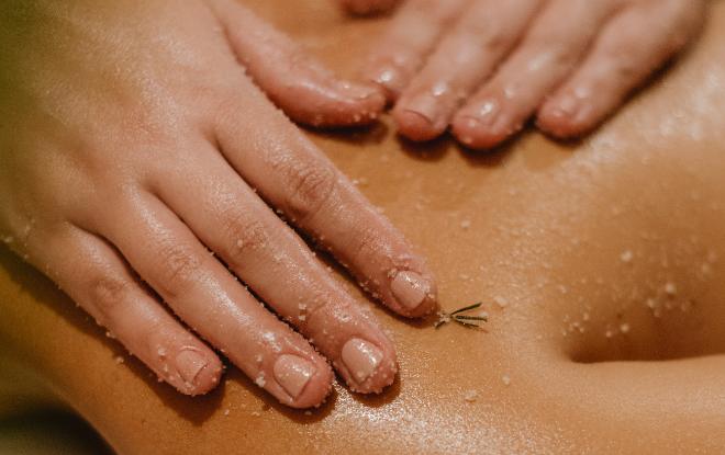 Detox Therapy: Exfoliación corporal y drenaje linfático